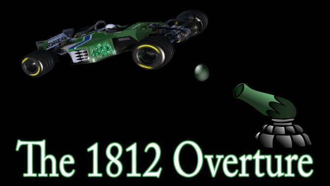 The 1812 Overture – Trackmania Turbo Remix