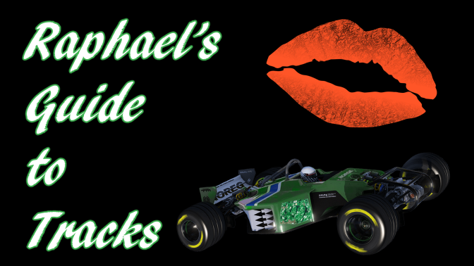 Raphael's guide to Tracks in Trackmania Turbo
